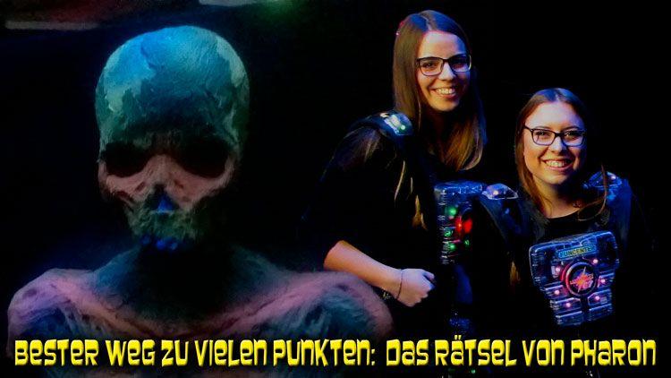 Lasertag Hannover Rätsel