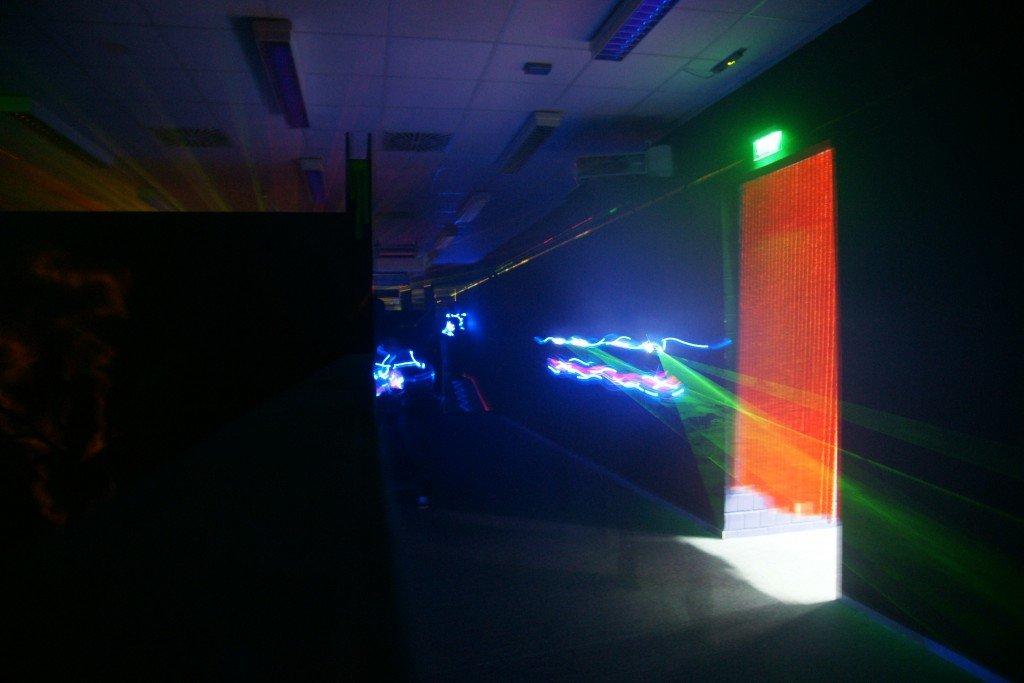 Lasertag Hannover Ausgang