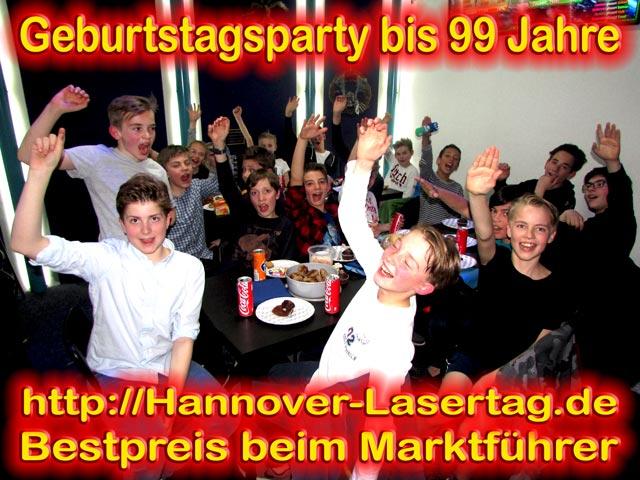 Hannover Kindergeburtstag