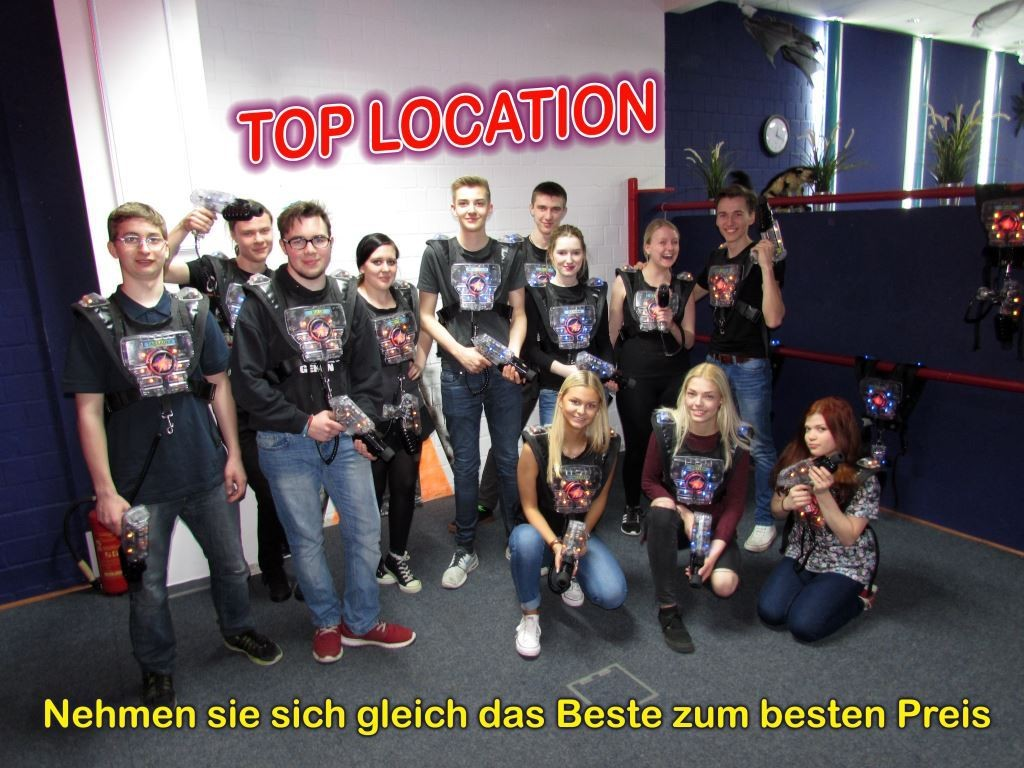 Lasertag Hannover FUN Center Hannover Wochenende