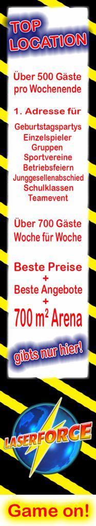Lasertag Hannover Angebot