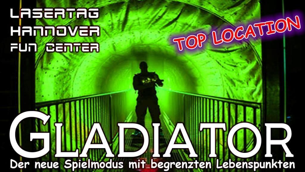 Gladiator Lasertag Hannover