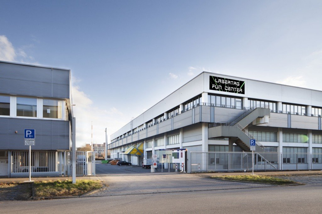 Lasertag FUN Center Lasertag Hannover