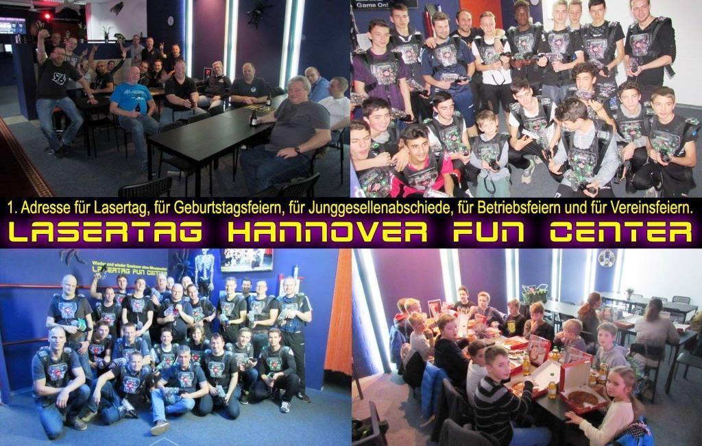 Lasertag Hannover Adresse