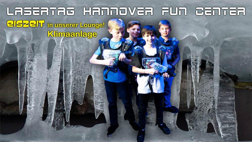 Klimaanlage Lasertag Hannover Gutscheine