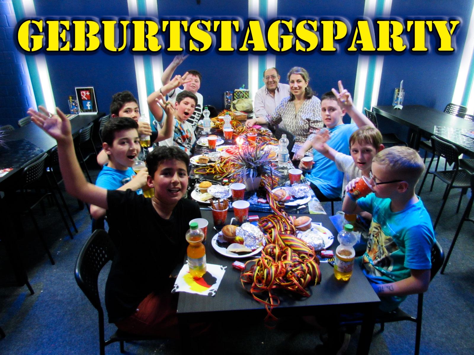 Geburtstag Lasertag Hannover Kindergeburtstag Lasergame