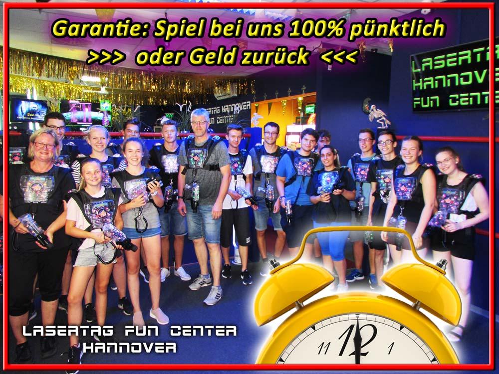 Lasertag Hannover Lasergame