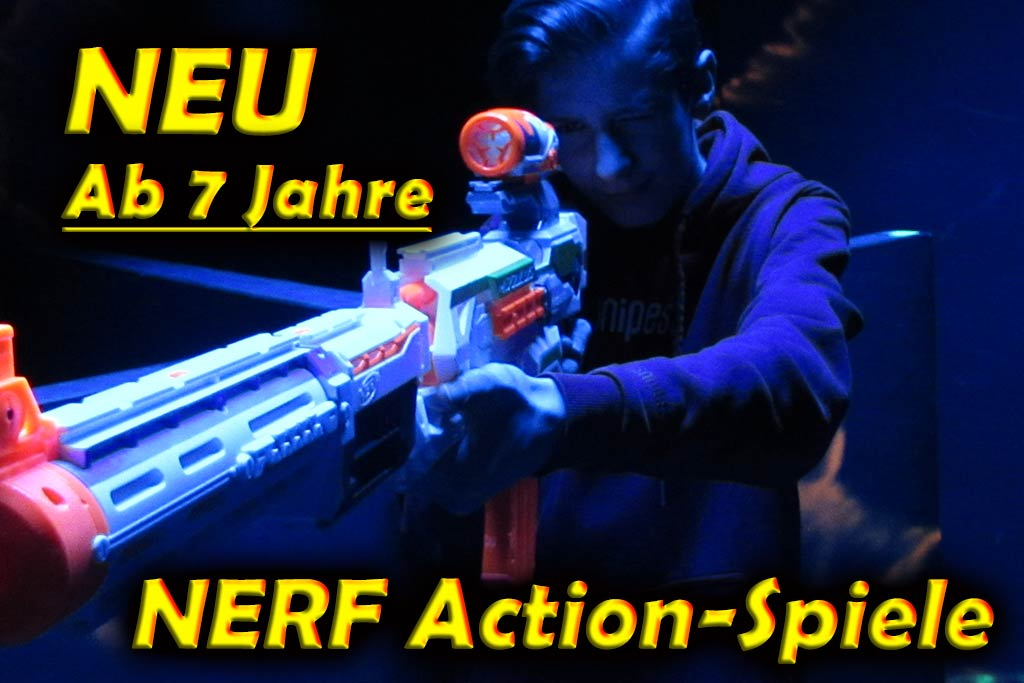 ᐅ Lasertag In Hannover Hier Im 700m² Fun Center Spielen