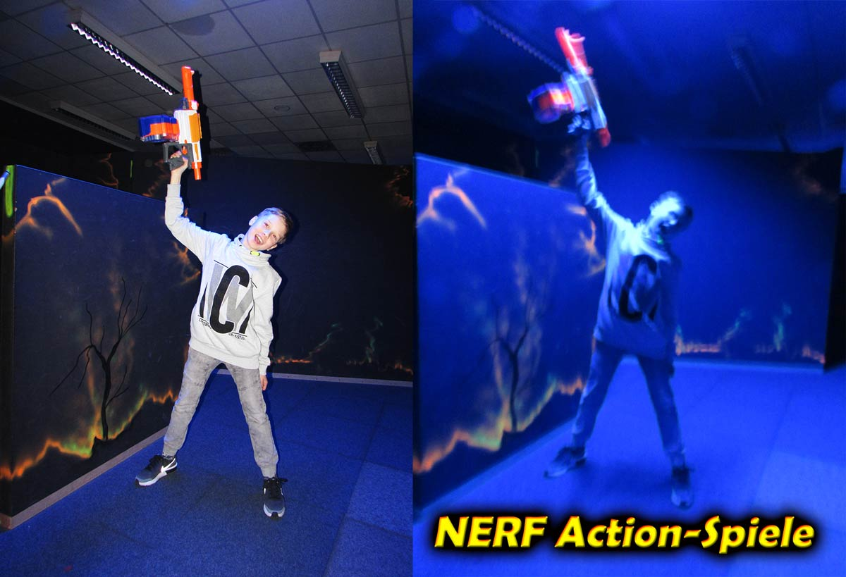 NERF Arena Hannover