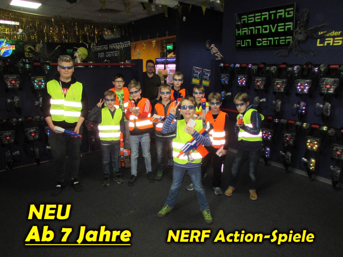 Nerf-Hannover-Schlacht