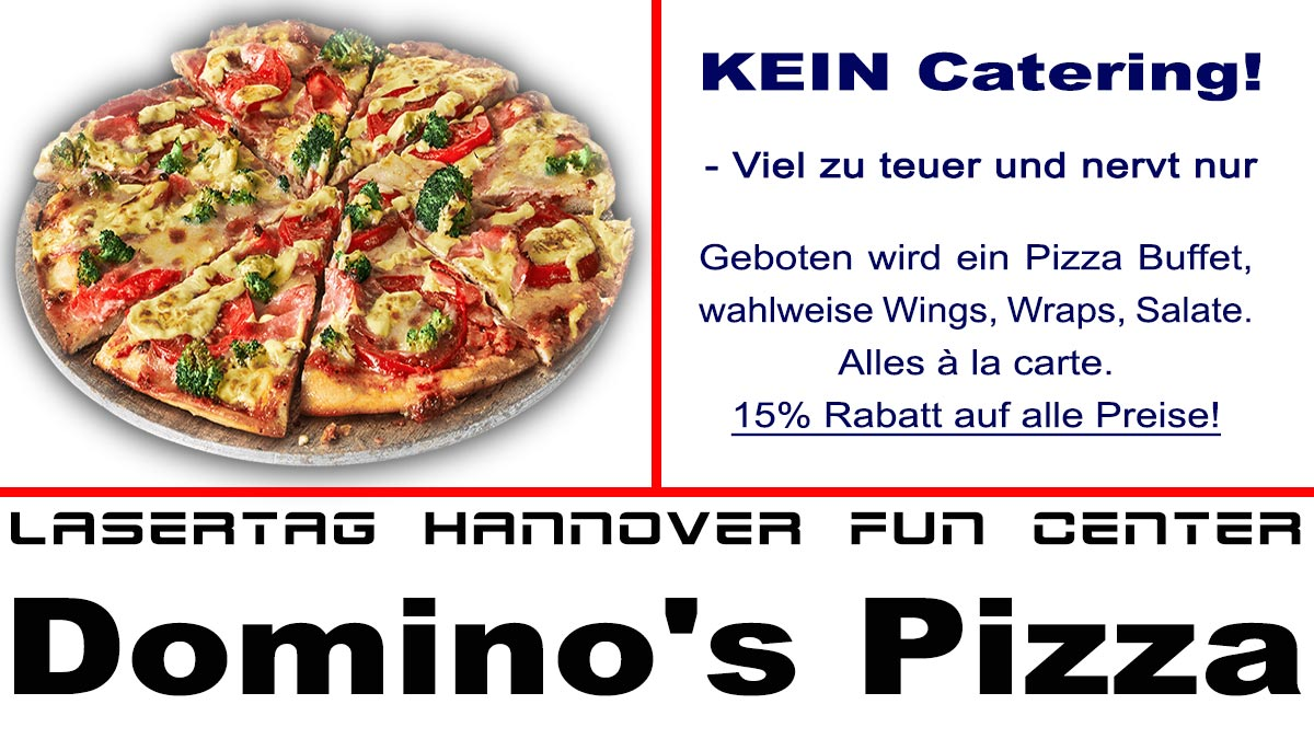 Dominos Pizza Catering