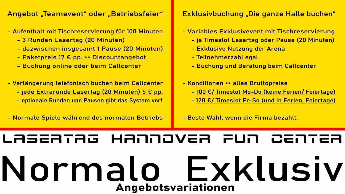 Betriebsfeier Hannover Ideen Teamevent